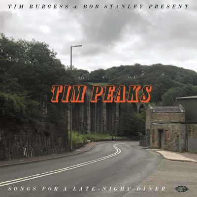 Vinyl V/A - TIM PEAKS