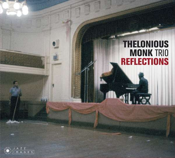 CD MONK, THELONIOUS -TRIO- - REFLECTIONS