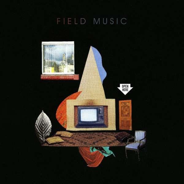 CD FIELD MUSIC - OPEN HERE