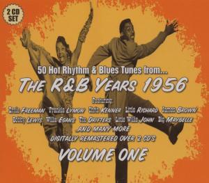 CD V/A - R&B YEARS 1956 VOL.1
