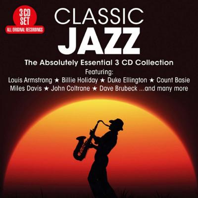 CD V/A - CLASSIC JAZZ