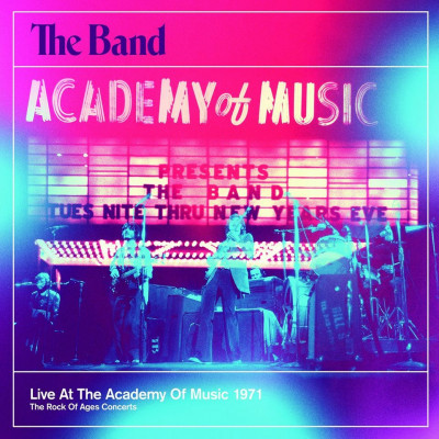 CD BAND, THE - LIVE AT THE ACADEMY OF MUS