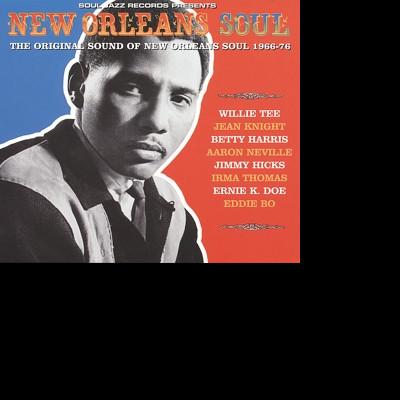 CD V/A - NEW ORLEANS SOUL - THE ORIGINAL SOUND OF NEW ORLEANS SOUL 1960-1975