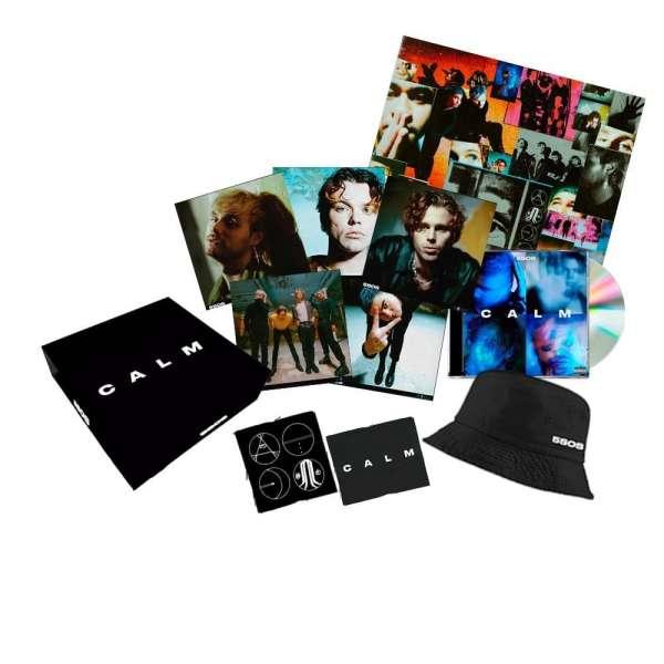 5 Seconds Of Summer - CD CALM/FAN BOX