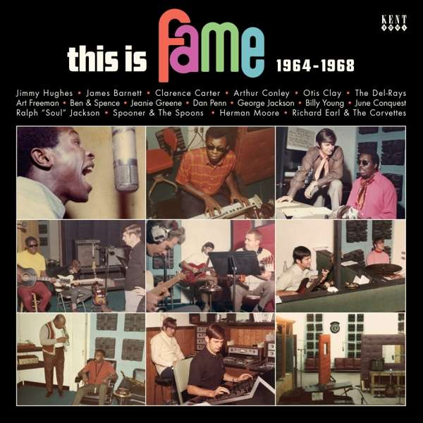 CD V/A - THIS IS FAME 1964-1968