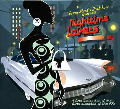 CD V/A - NIGHTTIME LOVERS 1 -DIGI