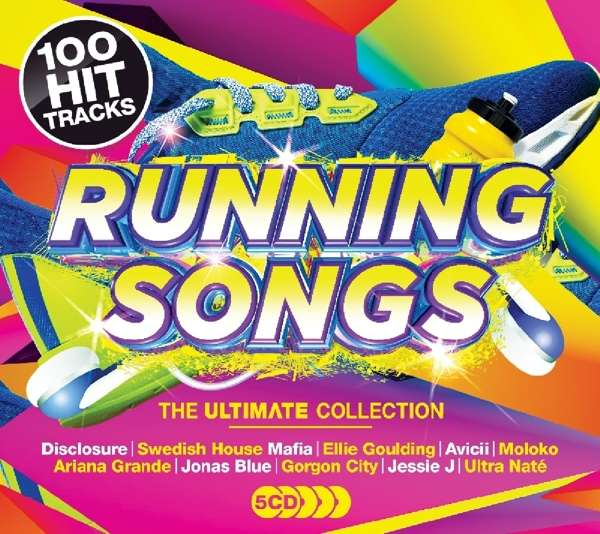 CD V/A - ULTIMATE RUNNING SONGS