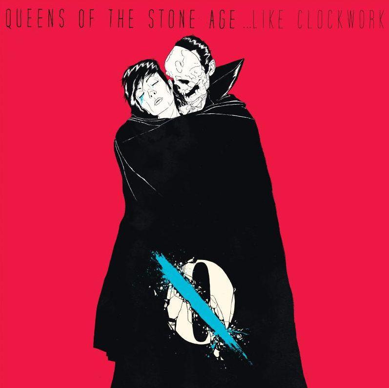 Queens of the Stone Age - Vinyl LIKE CLOCKWORK