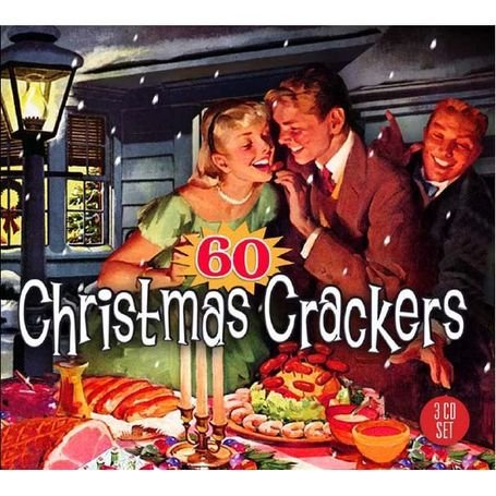 CD V/A - 60 CHRISTMAS CRACKERS