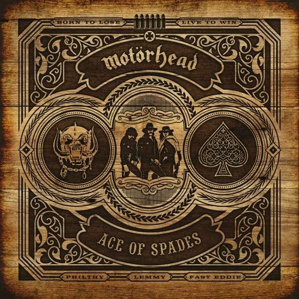 Motörhead - Vinyl ACE OF SPADES