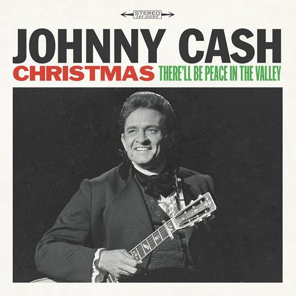 Vinyl CASH, JOHNNY - Christmas: There'll Be Peace i