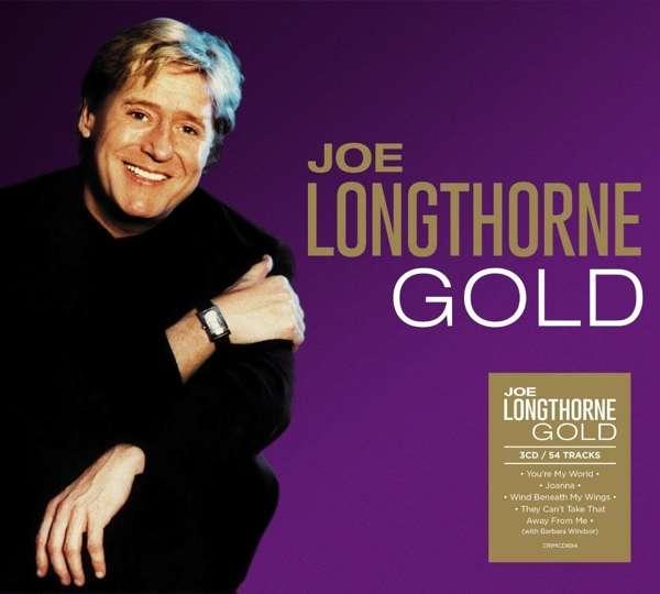 CD LONGTHORNE, JOE - GOLD