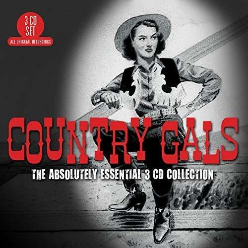 CD V/A - COUNTRY GALS