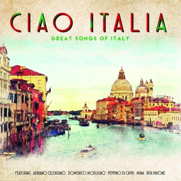 Vinyl V/A - CIAO ITALIA