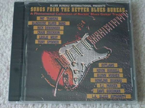 CD V/A - SONGS FROM THE BETTER BLUES BUREAU