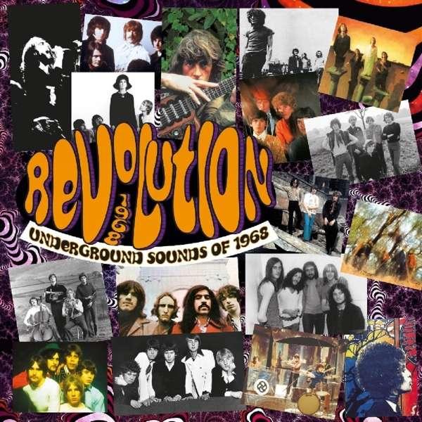 CD V/A - REVOLUTION