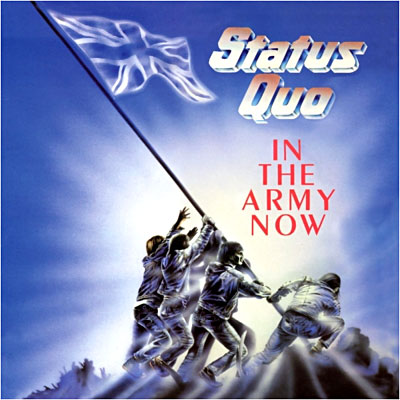 CD STATUS QUO - IN THE ARMY NOW