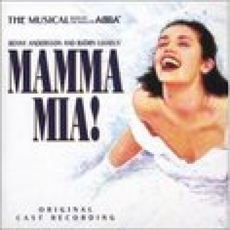 ABBA - CD MAMMA MIA - THE MUSICAL