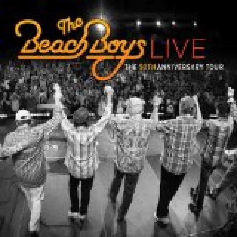 The Beach Boys - CD Live - The 50th Anniversary Tour