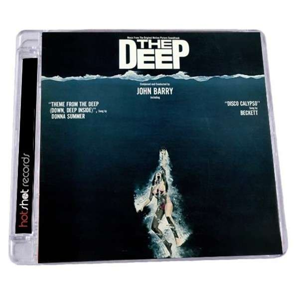 Soundtrack - CD The Deep (Music From The Original Motion Picture Soundtrack)