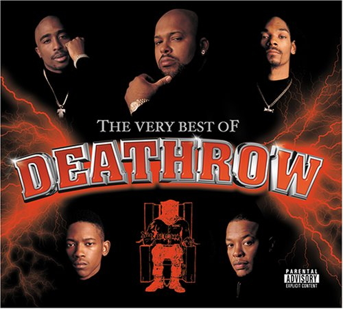 CD V/A - Very Best of Death Row