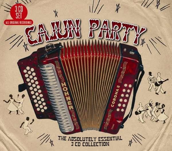CD V/A - CAJUN PARTY