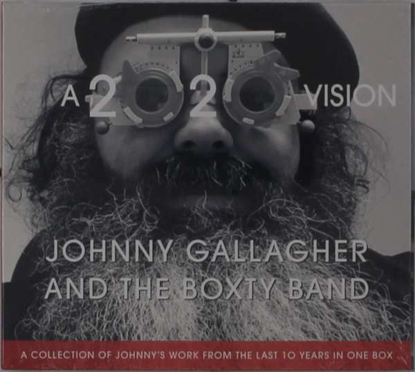 CD GALLAGHER, JOHNNY AND THE - A 2020 VISION