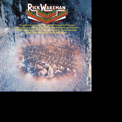 CD WAKEMAN RICK - JOURNEY TO THE.../DVD