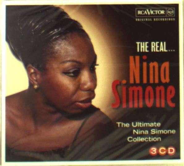 CD SIMONE, NINA - The Real... Nina Simone