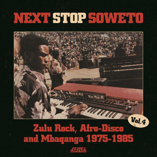 CD V/A - NEXT STOP SOWETO VOL.4