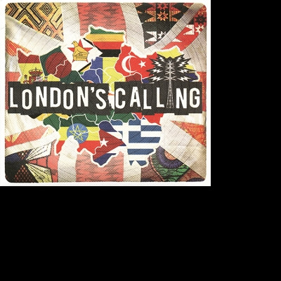 CD V/A - LONDON'S CALLING