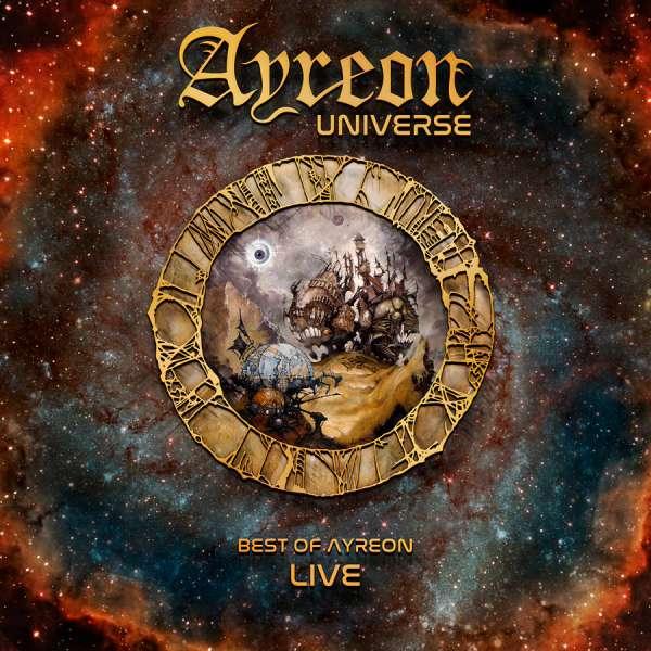 AYREON - CD AYREON UNIVERSE:BEST OF AYREON LIVE