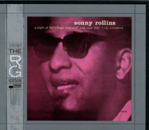 CD ROLLINS SONNY - NIGHT AT THE VILLAGE