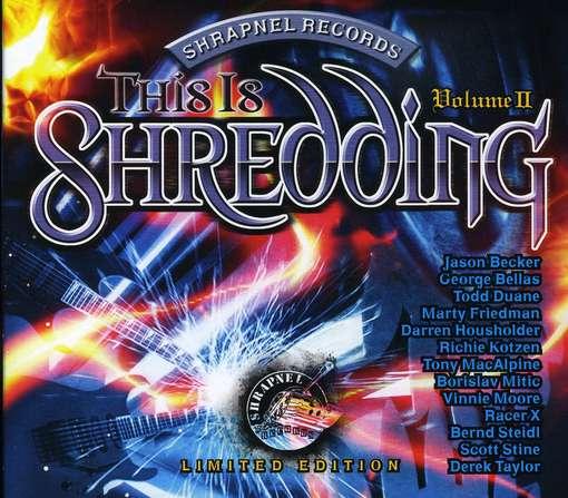 CD V/A - THIS IS SHREDDING VOL.II