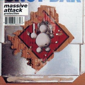 CD MASSIVE ATTACK - PROTECTION