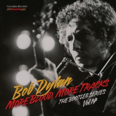 Bob Dylan - CD BOOTLEG SERIES 14: MORE BLOOD, MORE TRACKS