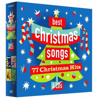 Výberovka - CD Christmas songs (77 Christmas Hits)