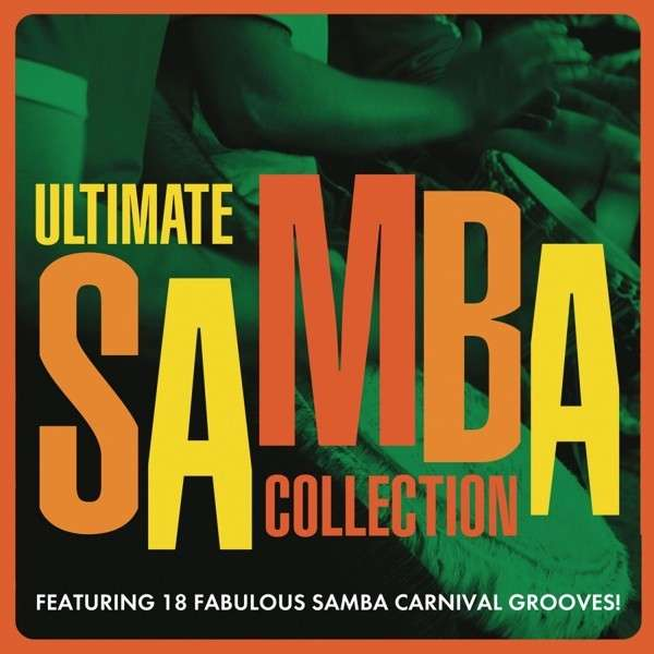 CD V/A - Ultimate Samba Collection