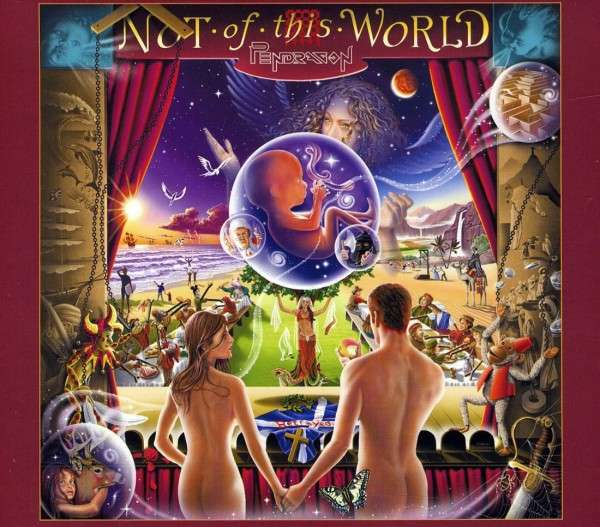 CD PENDRAGON - NOT OF THIS WORLD