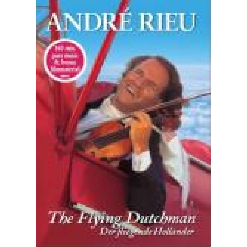 DVD RIEU ANDRE - THE FLYING DUTCHMAN