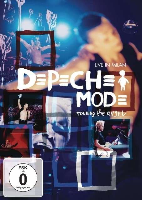 Depeche Mode - DVD Touring the Angel