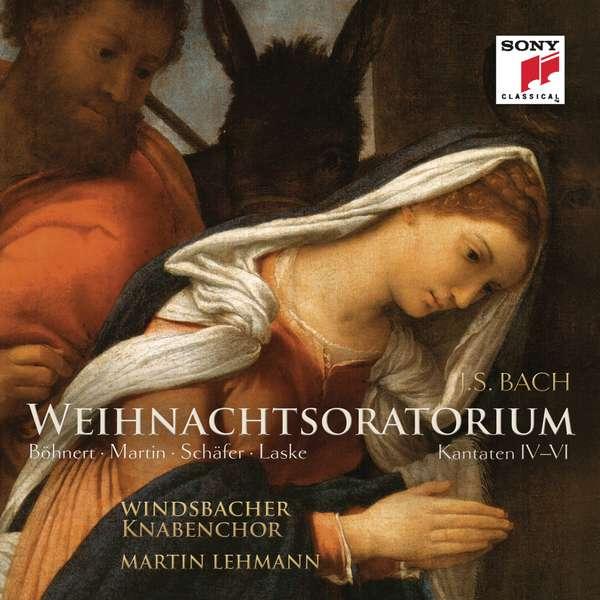 CD BACH, J.S. - Bach: Weihnachtsoratorium, Kan