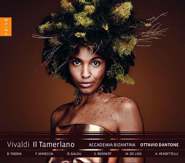 CD VIVALDI, A. - IL TAMERLANO