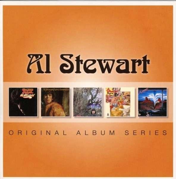 CD STEWART, AL - ORIGINAL ALBUM SERIES