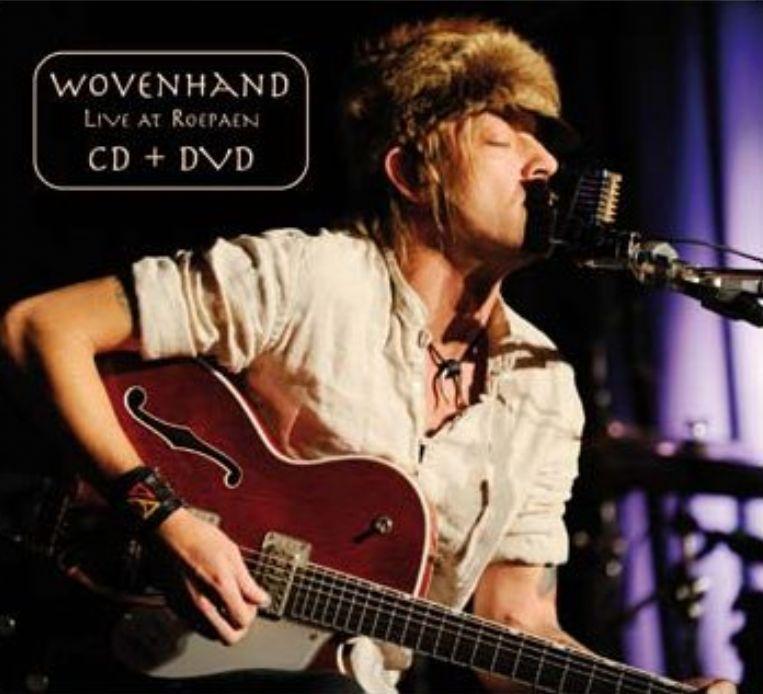 CD WOVENHAND - LIVE AT ROEPAEN