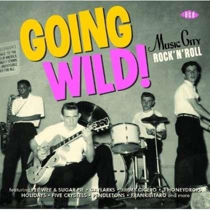 CD V/A - GOING WILD!