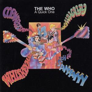 The Who - CD A QUICK ONE