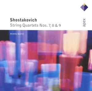 CD SHOSTAKOVICH, D. - STRING QUARTETS NO.7,8,9