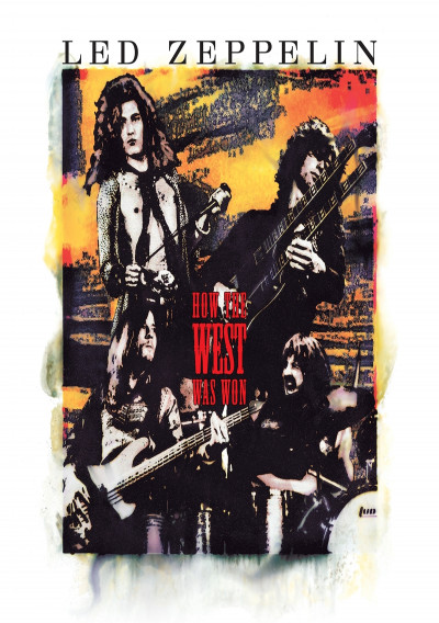 Blu-ray LED ZEPPELIN - HOW THE WEST WAS WON (BLU- RAY AUDIO)