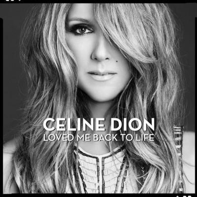Celine Dion - CD Loved Me Back to Life